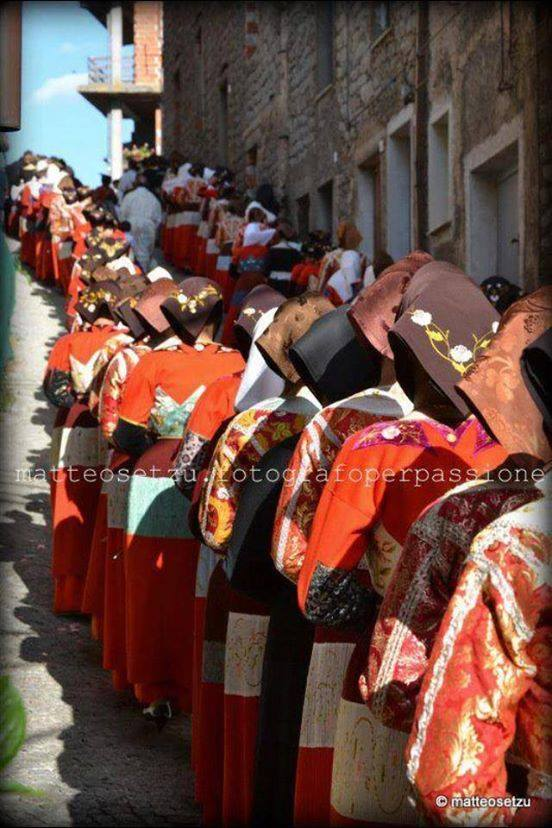 festa dei martiri fonni
