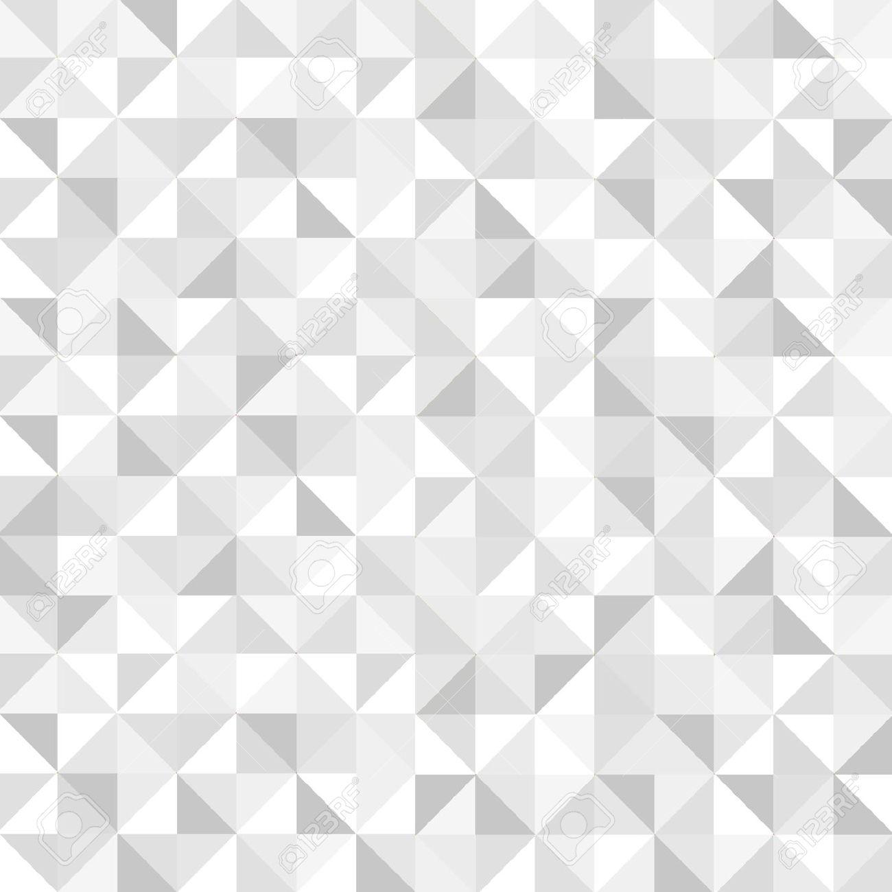 18726697-Seamless-white-geometric-pattern-Stock-Vector ...